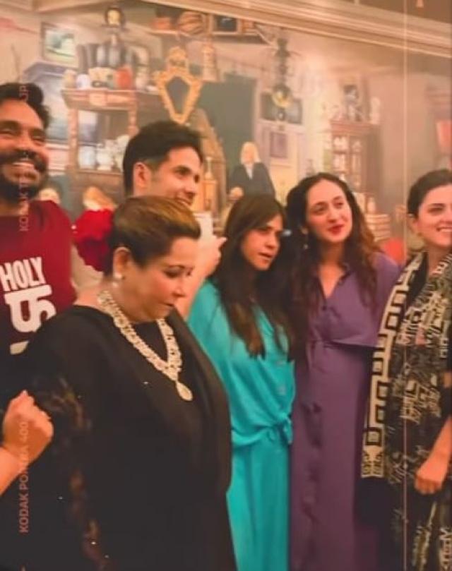 Ruchikaa Kapoor At Ekta Kapoor Birthday Bash