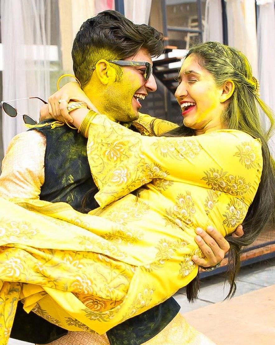 akshay kharodia girlfriend