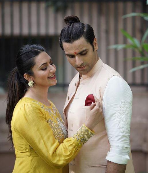 Divyanka Tripathi With Hubby Vivek Dahiya