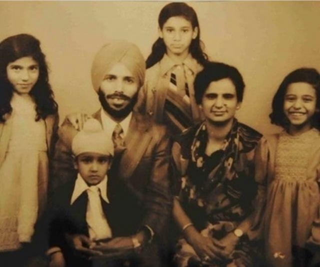 Milkha Singh Wife And Children