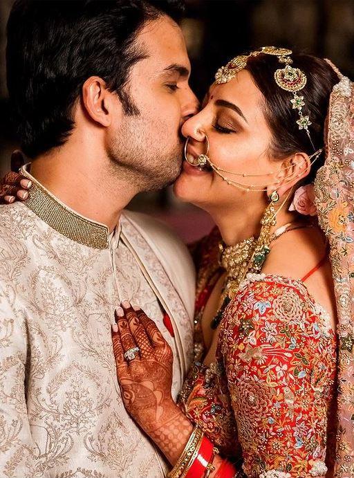 kajal and gautam wedding