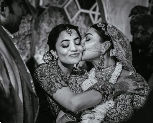 nisha aggarwal and kajal aggarwal