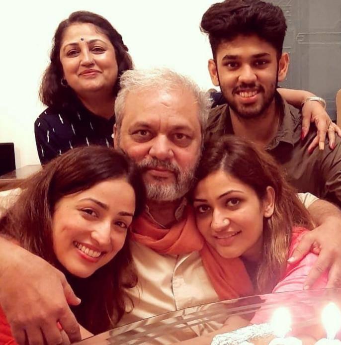 Yami Gautam Family