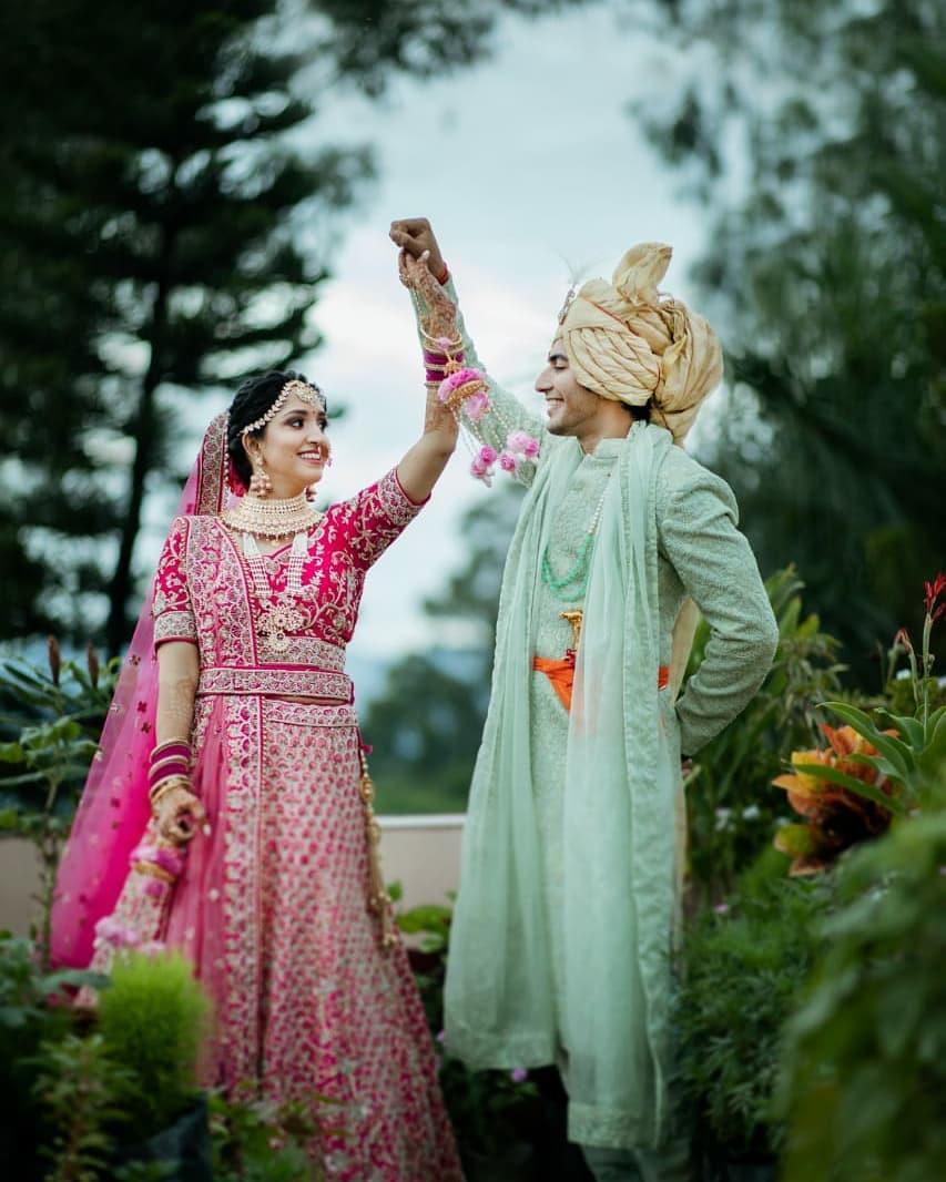 akshay kharodia wedding
