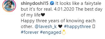 shiny doshi post