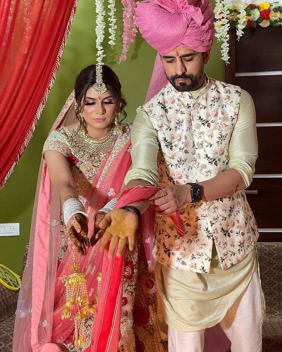 Isha Anand Sharma Wedding Photos