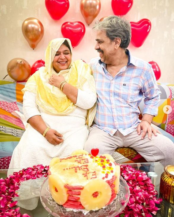 Shoaib Ibrahim's parents