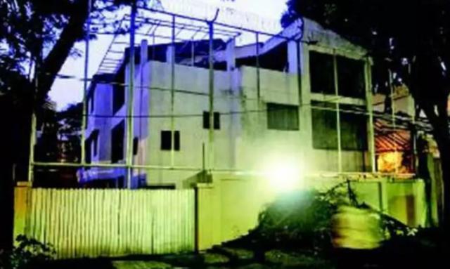amitabh bachchan house photos