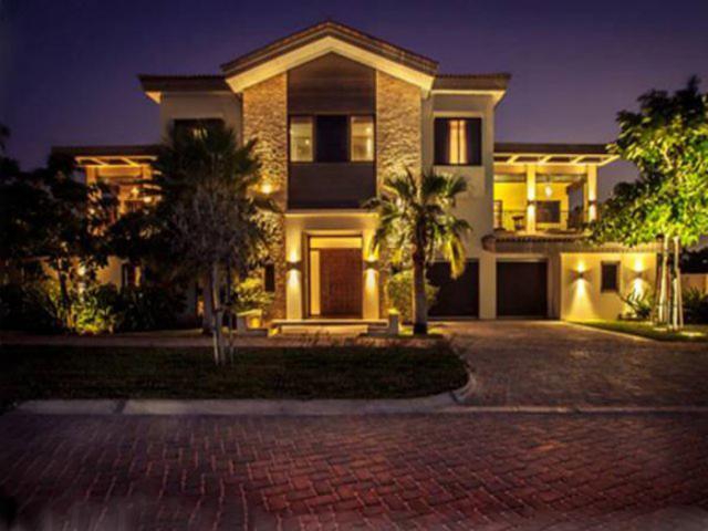 amitabh bachchan dubai house