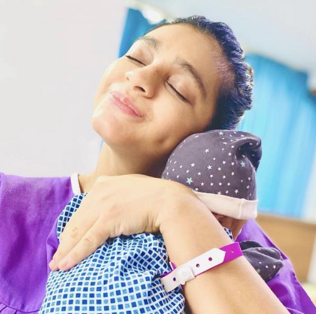 jyothsana channdola baby