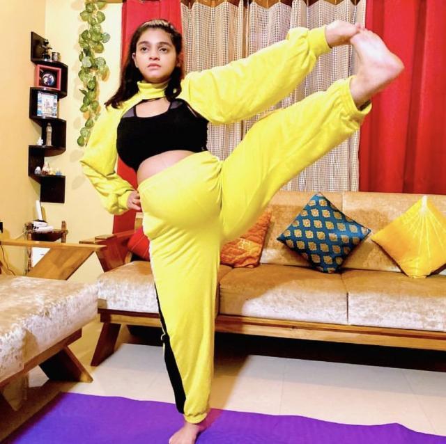 jyothsana channdola pregnancy