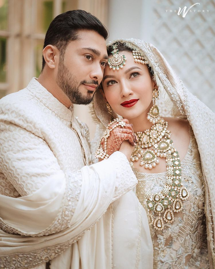 Gauhar Khan And Zaid Darbar