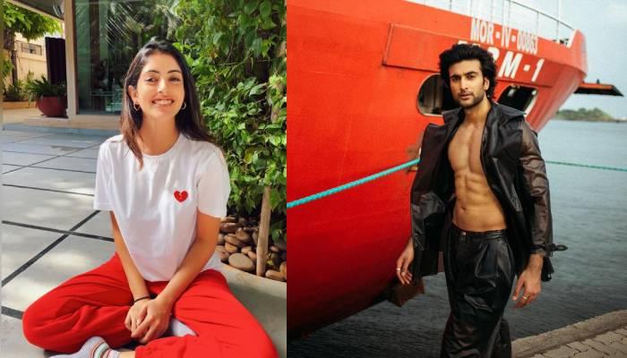Meezaan Jaffrey And Navya Naveli Nanda