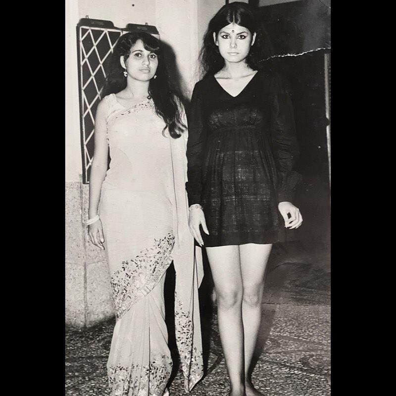 pooja bhatt and kiran bhatt