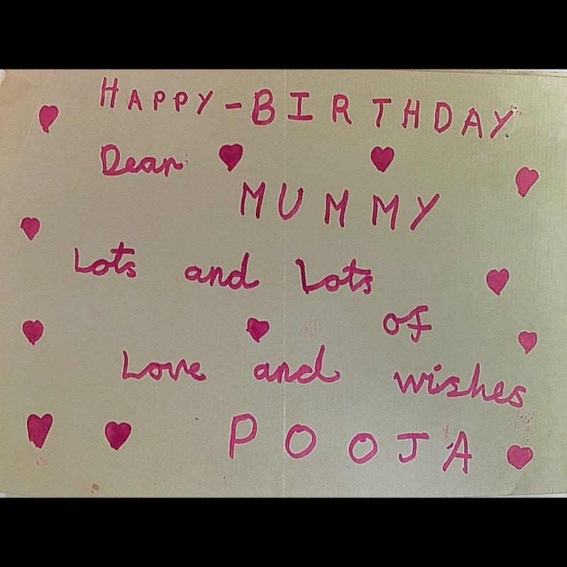 pooja bhatt childhood