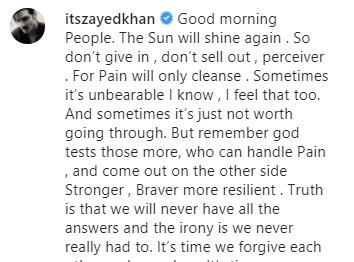 zayed khan latest photo