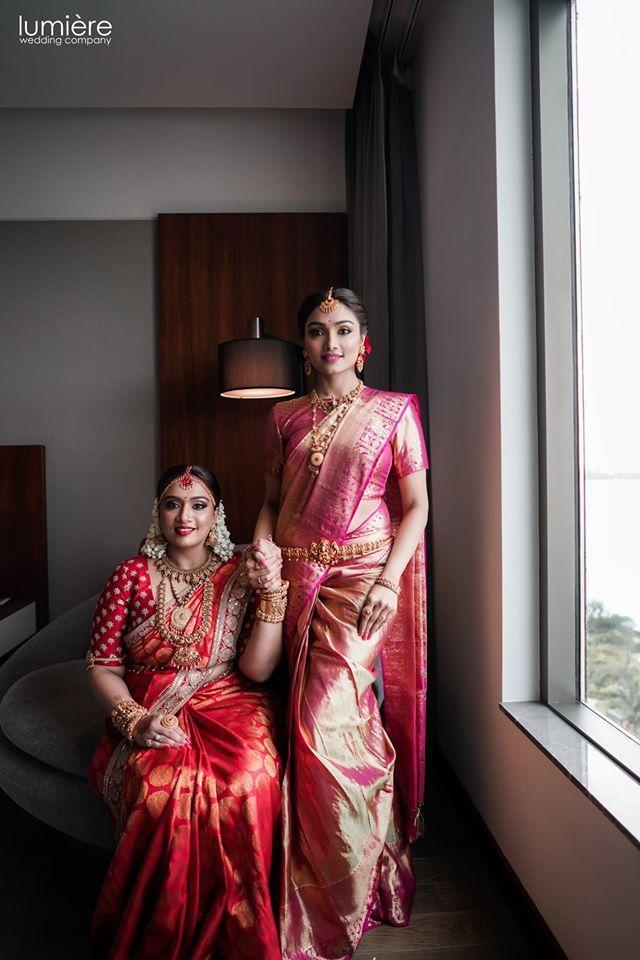 South Indian bride photos