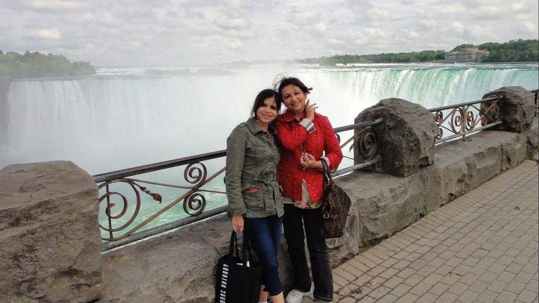 saba with sharmila