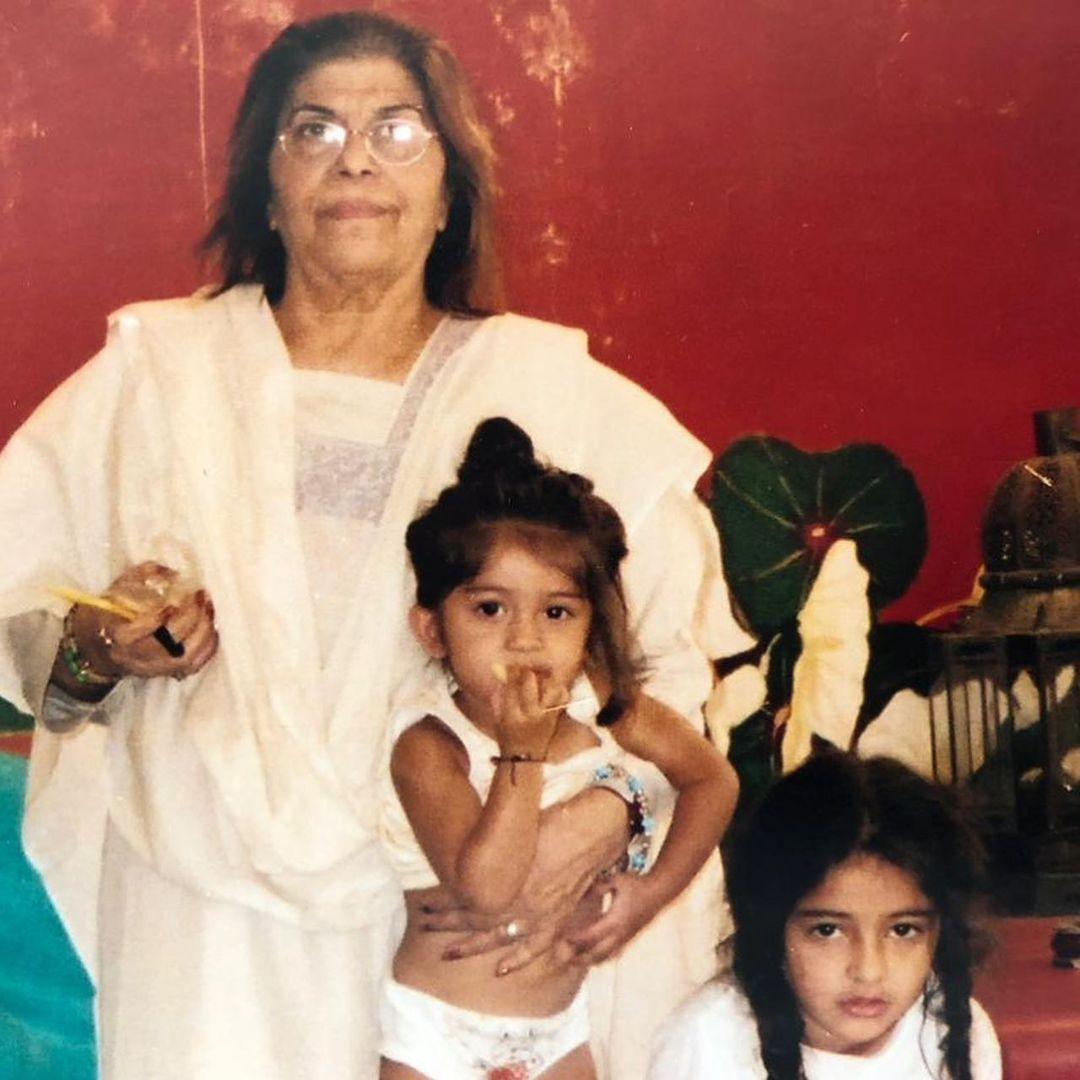 Ananya Pandey Family Photo