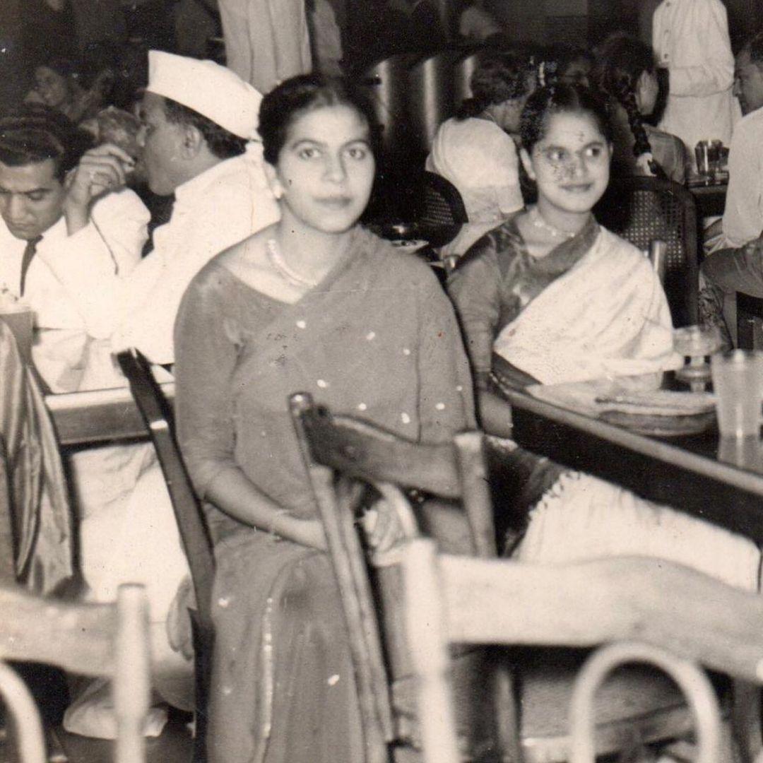 Ananya Pandey Grandmother