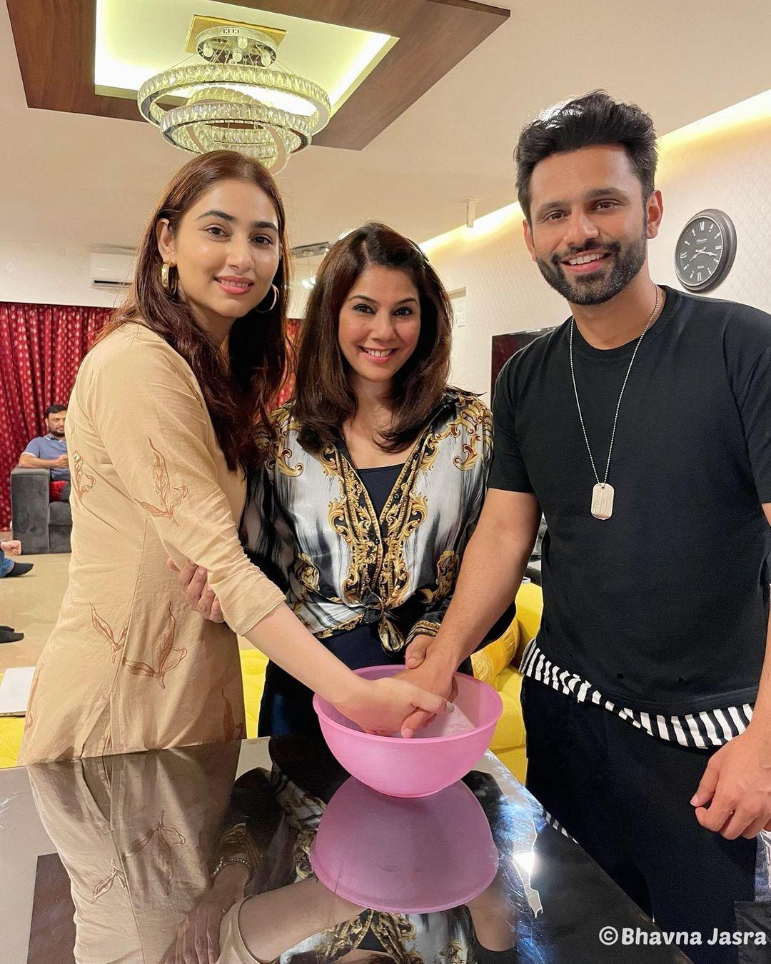 disha parmar and rahul