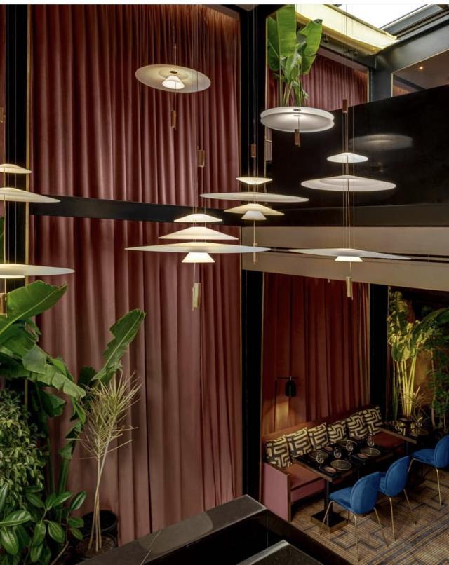 Jacqueline Fernandez Restaurant