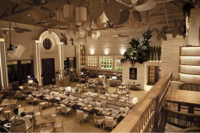 Shilpa Shetty Restaurant