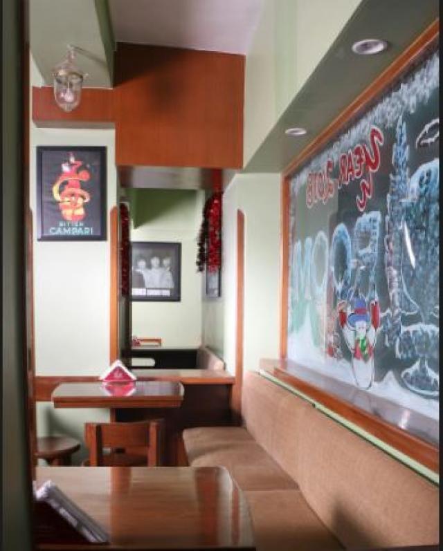 Chunky Pandey's Restaurant