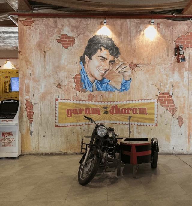Dharmendra Restaurant