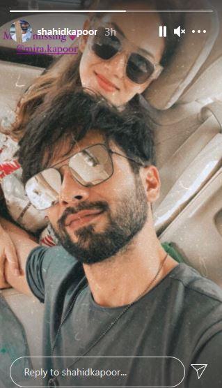 shahid and mira photo