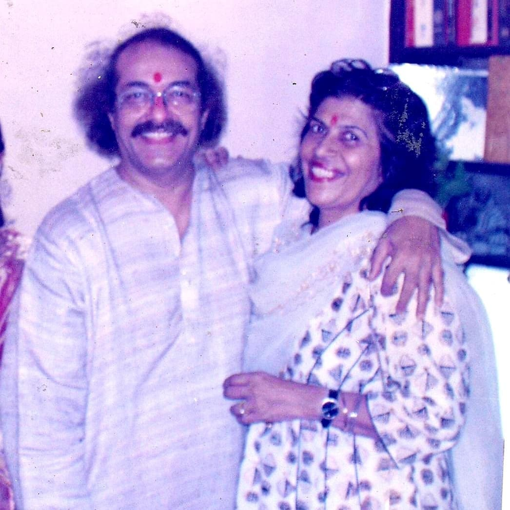 chunky pandey parents