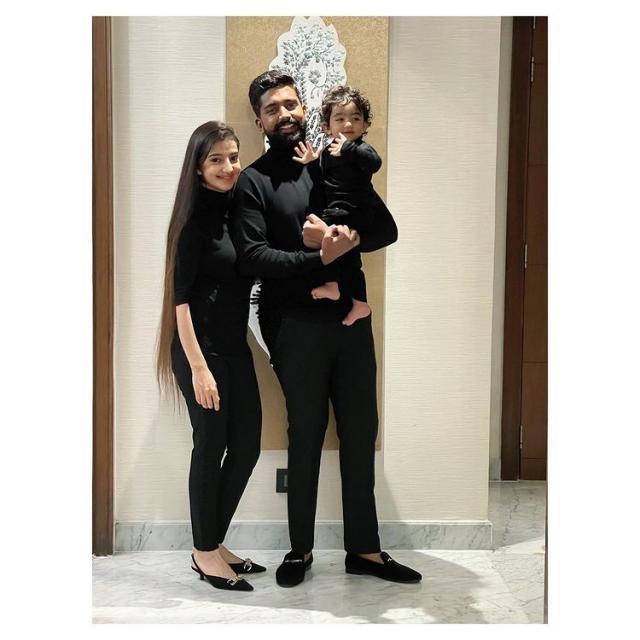 lovey sasan family