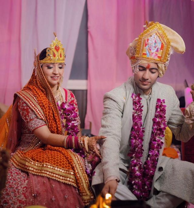 akshay kharodia marriage