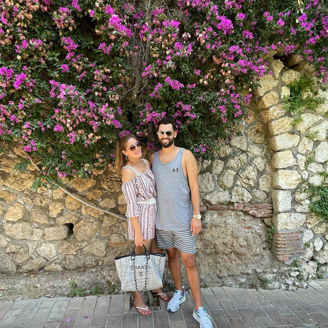 Nargis Fakhri With Boyfriend Justin Santos