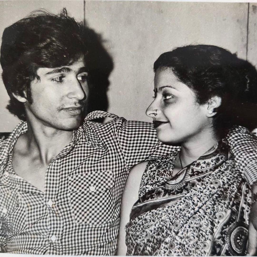 Kunal Khemu Parents Ravi And Jyoti Khemu