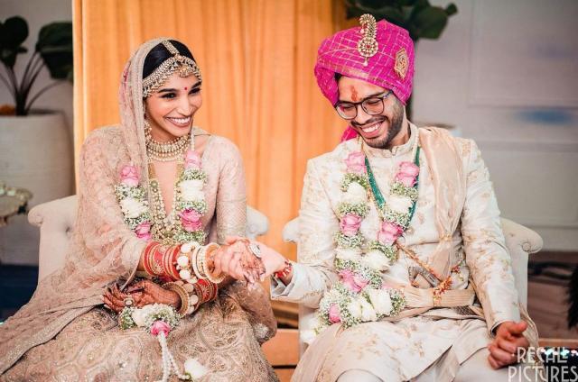 Sabyasachi Bride Juhi Godambe