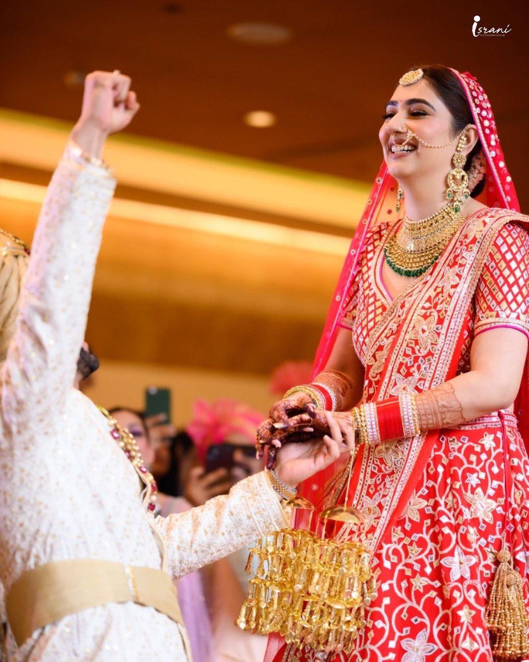 rahul and disha wedding