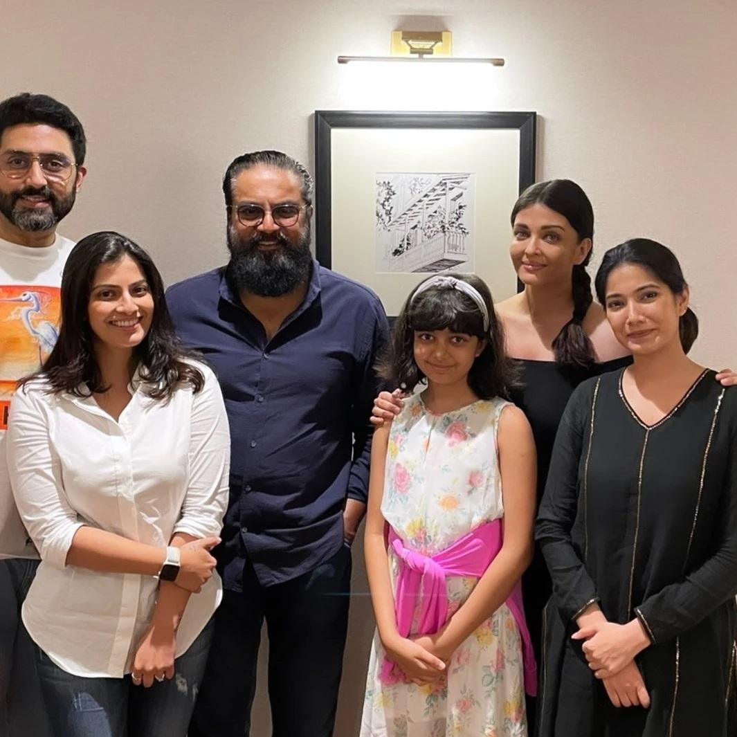 Aishwarya Rai Latest Photo