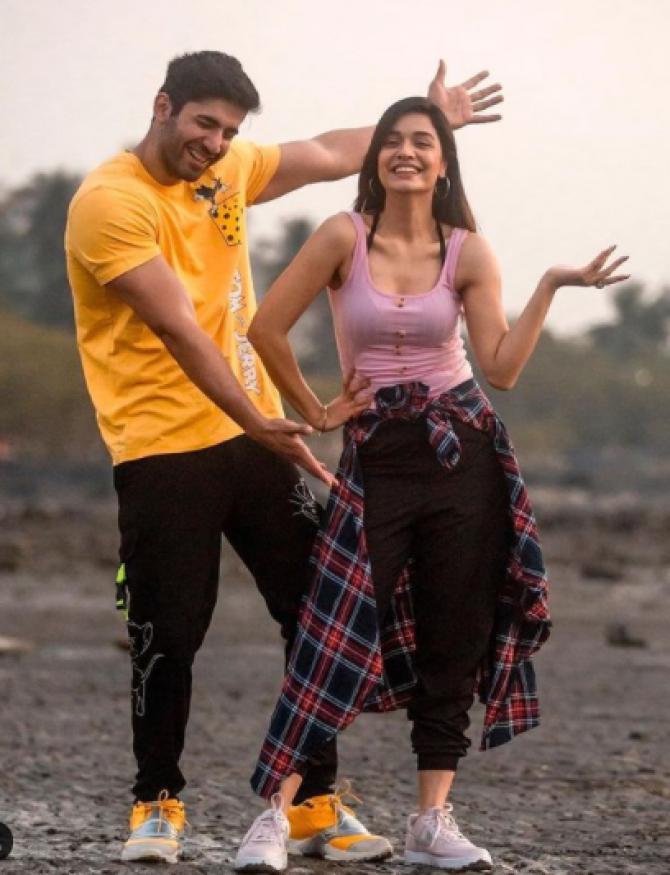 Varun Sood And Divya Agarwal