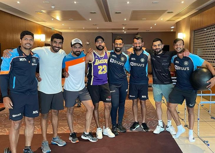Indian Cricketrs
