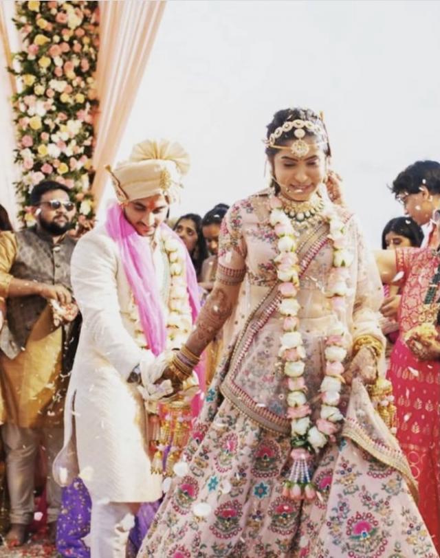 rajasthani bridal photo