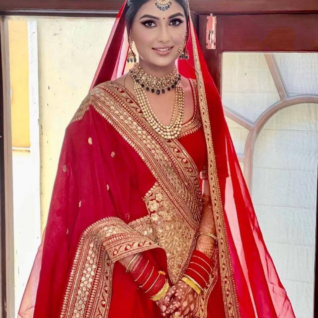 Sabyasachi Bride