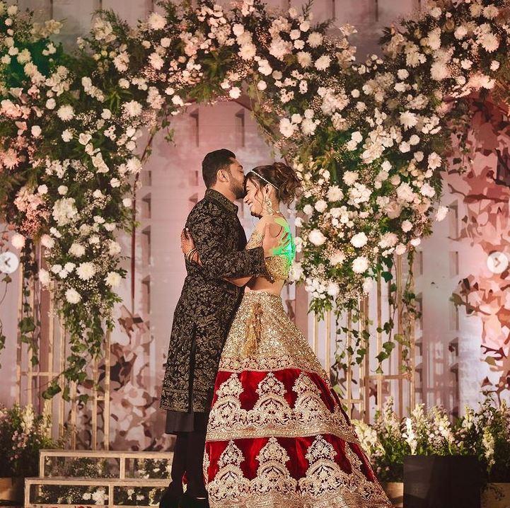 Gauhar Khan Wedding Photo