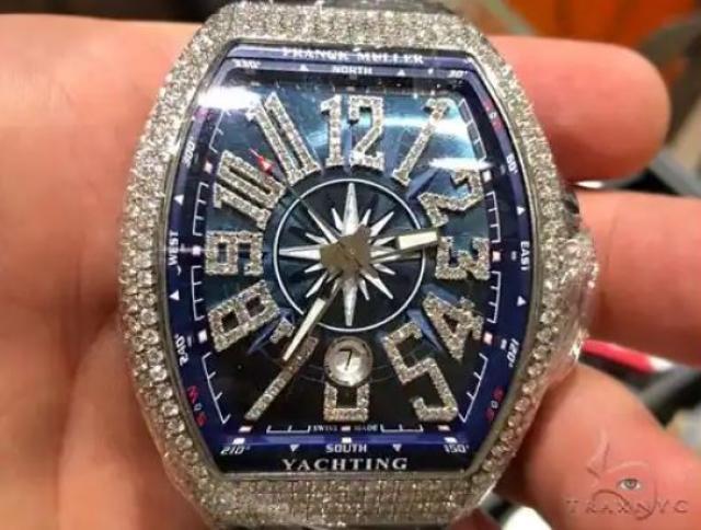 Franck Muller Wristwatch feature