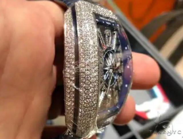 Franck Muller Wristwatch details