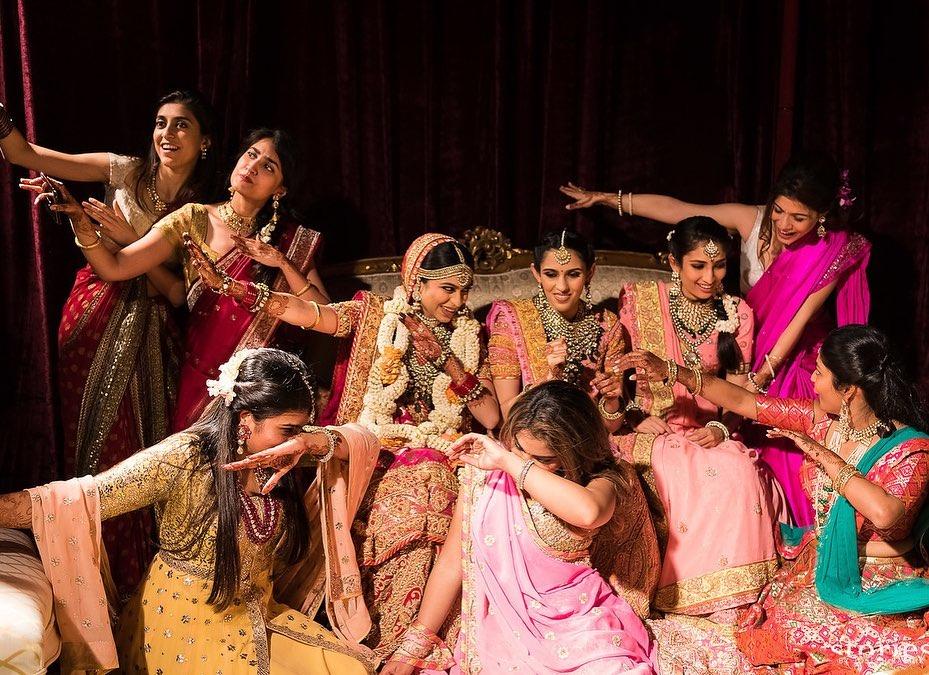 diya mehta wedding photos
