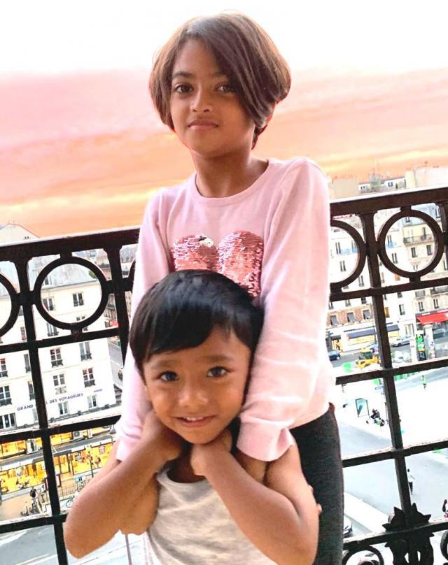 Aaliya Siddiqui Nawazuddin Siddiqui Child