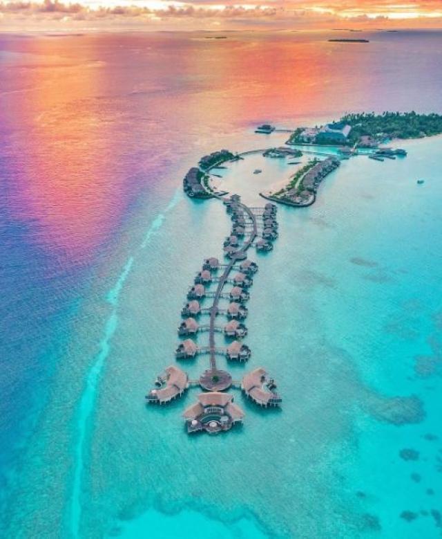 Maldives's Resort