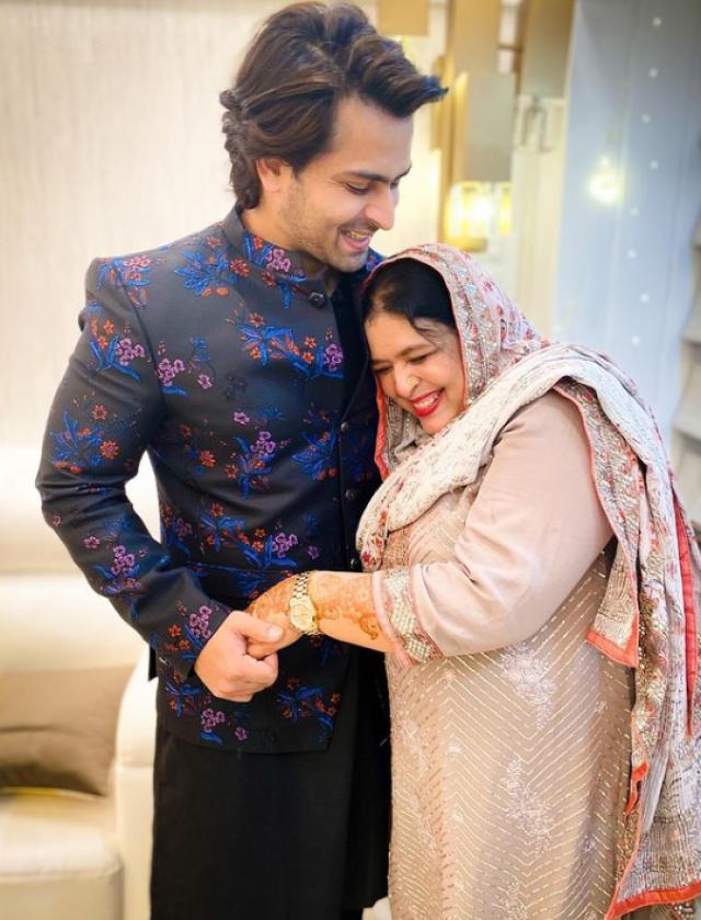 Shoaib Ibrahim Mother