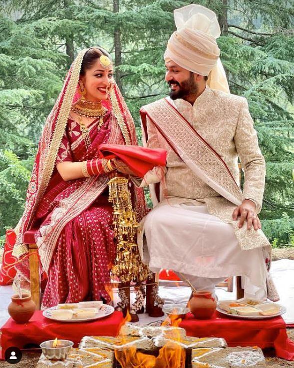 Yami Gautam's Wedding With Aditya Dhar